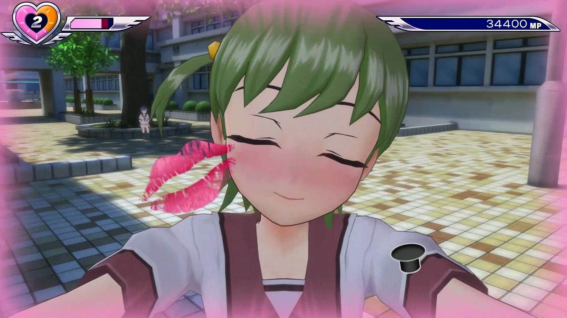 Gal*Gun: Double Peace screenshot