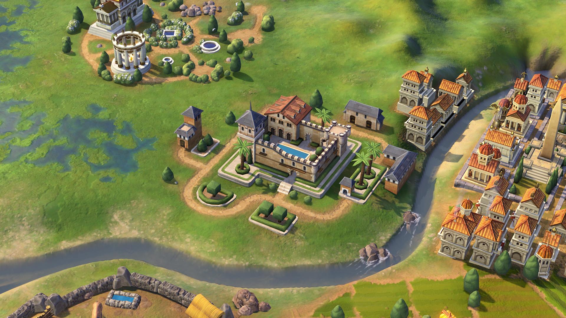 Civilization VI - Vikings Scenario Pack screenshot