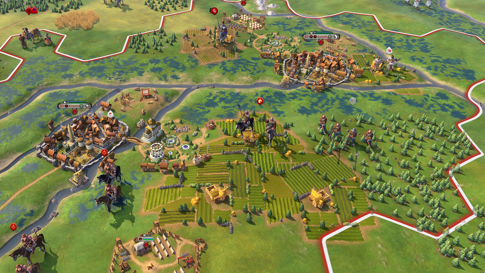 Civilization VI - Poland Civilization & Scenario Pack screenshot