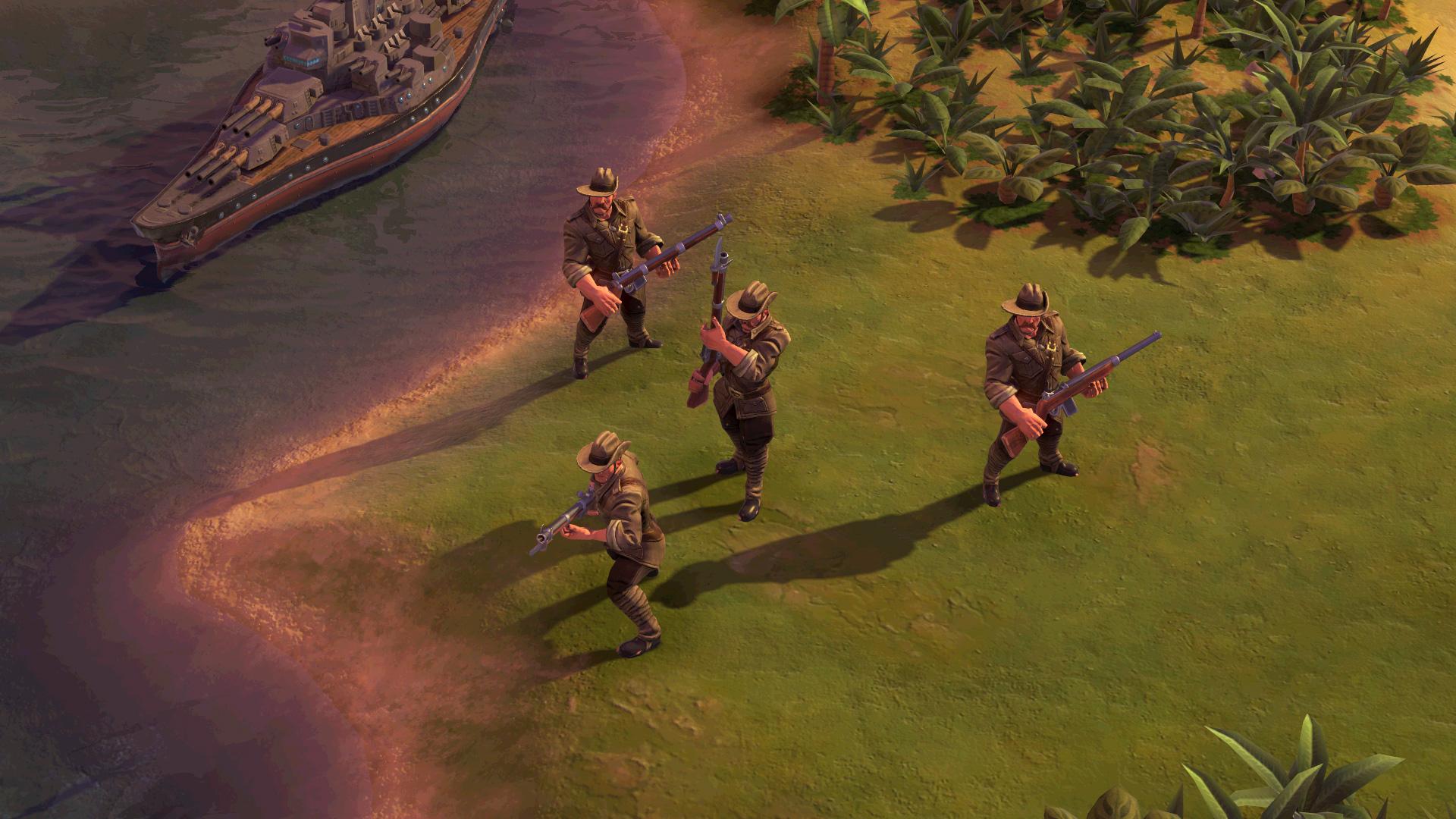 Civilization VI - Australia Civilization & Scenario Pack screenshot