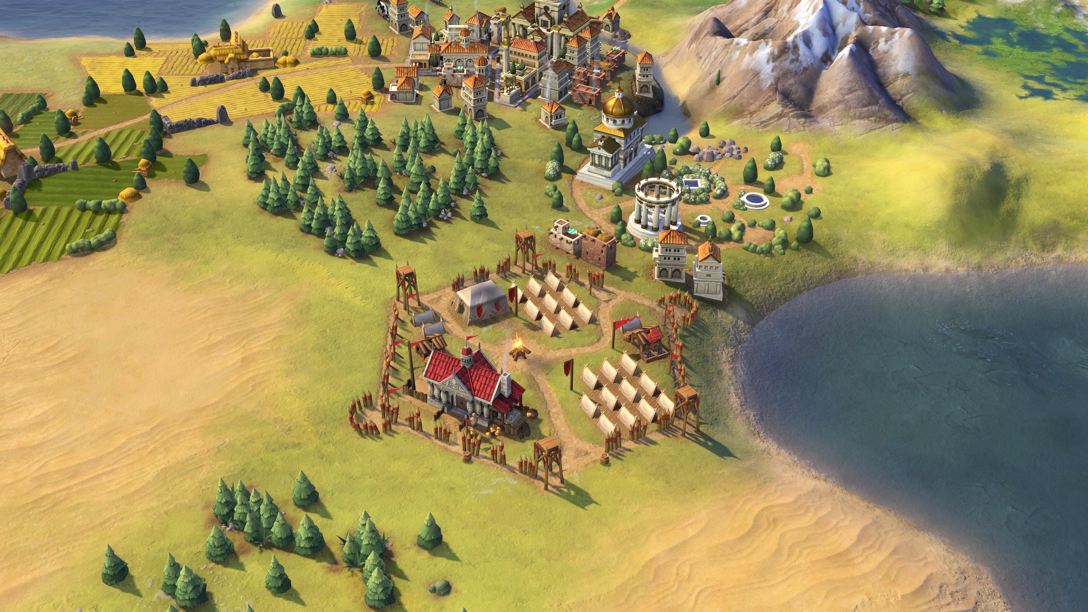 Civilization VI - Persia and Macedon Civilization & Scenario Pack screenshot