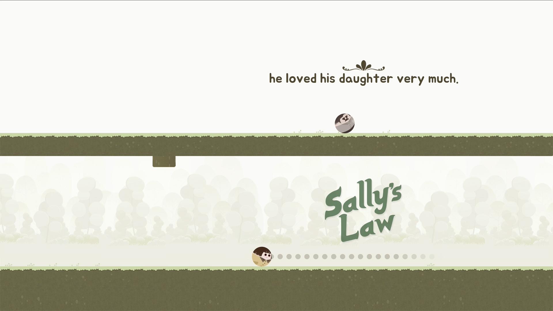 Sally's Law screenshot