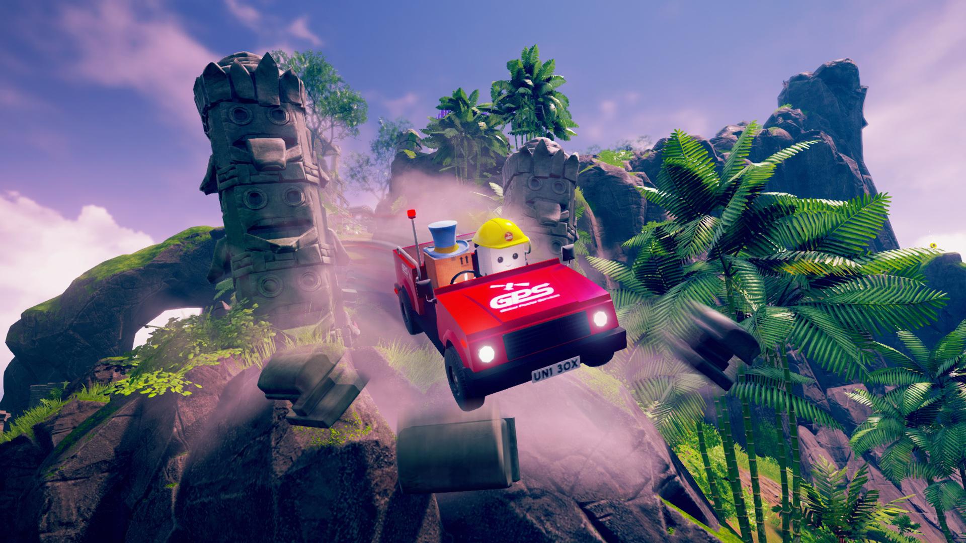 Unbox: Newbie's Adventure screenshot