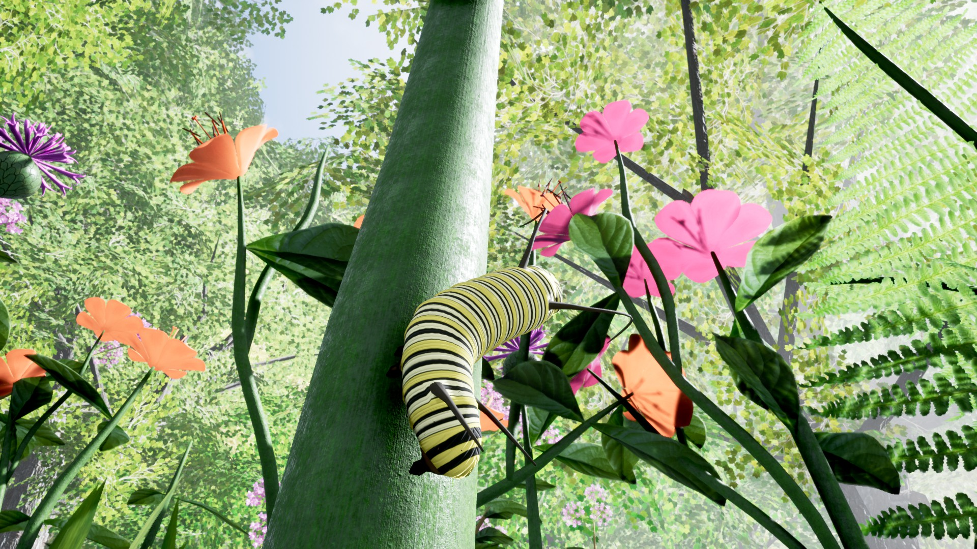 Nature And Life - Drunk On Nectar screenshot