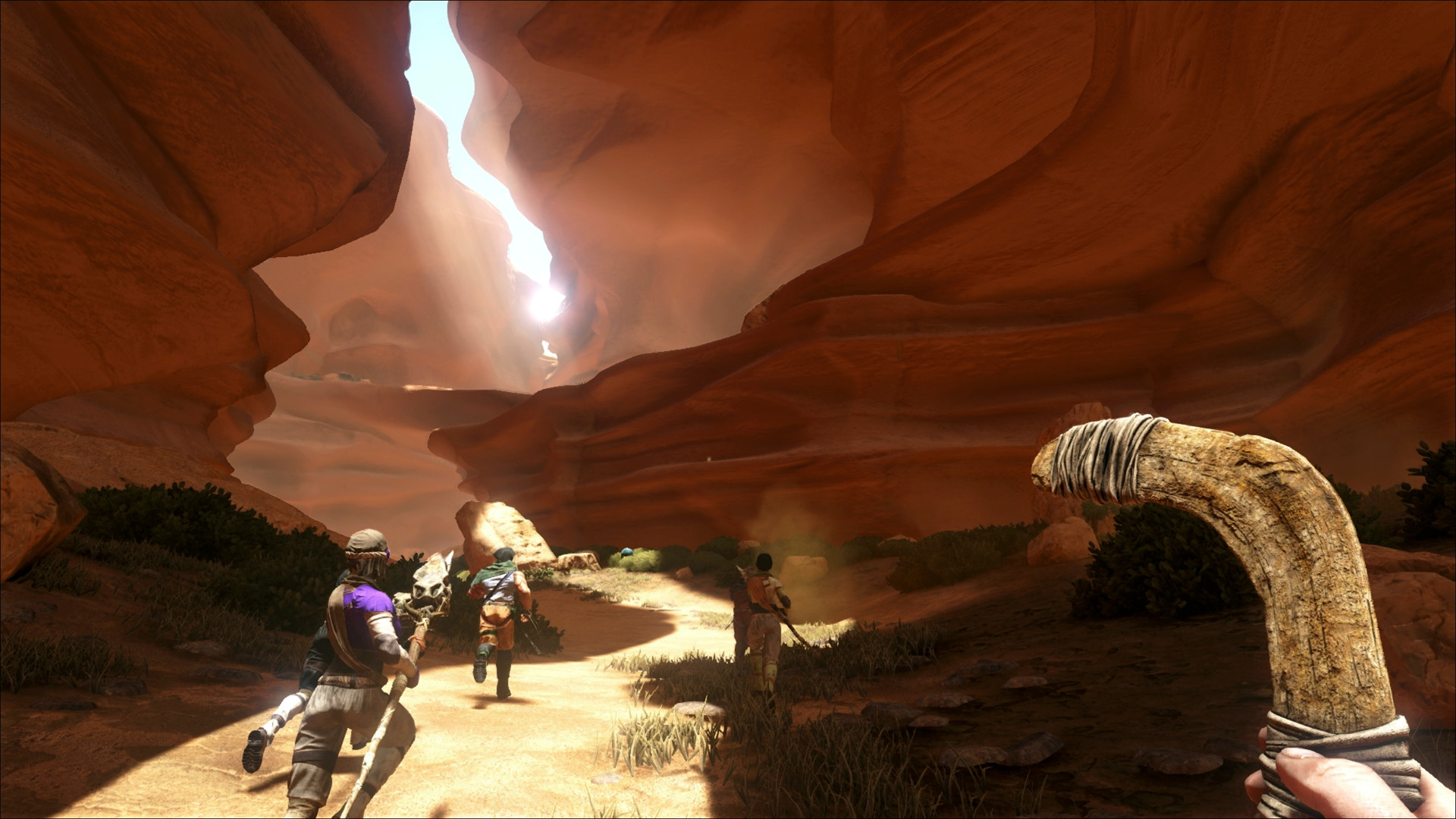 ARK: Scorched Earth - Expansion Pack screenshot