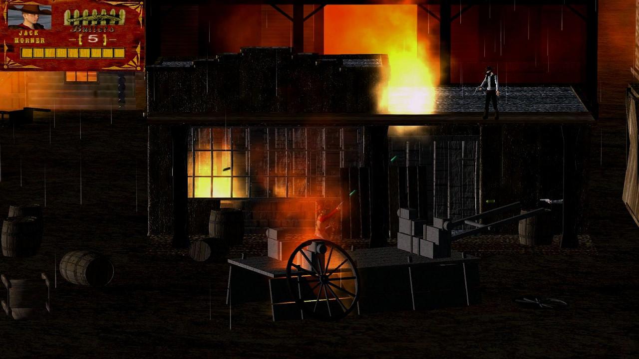 Cursed West Screenshot 3