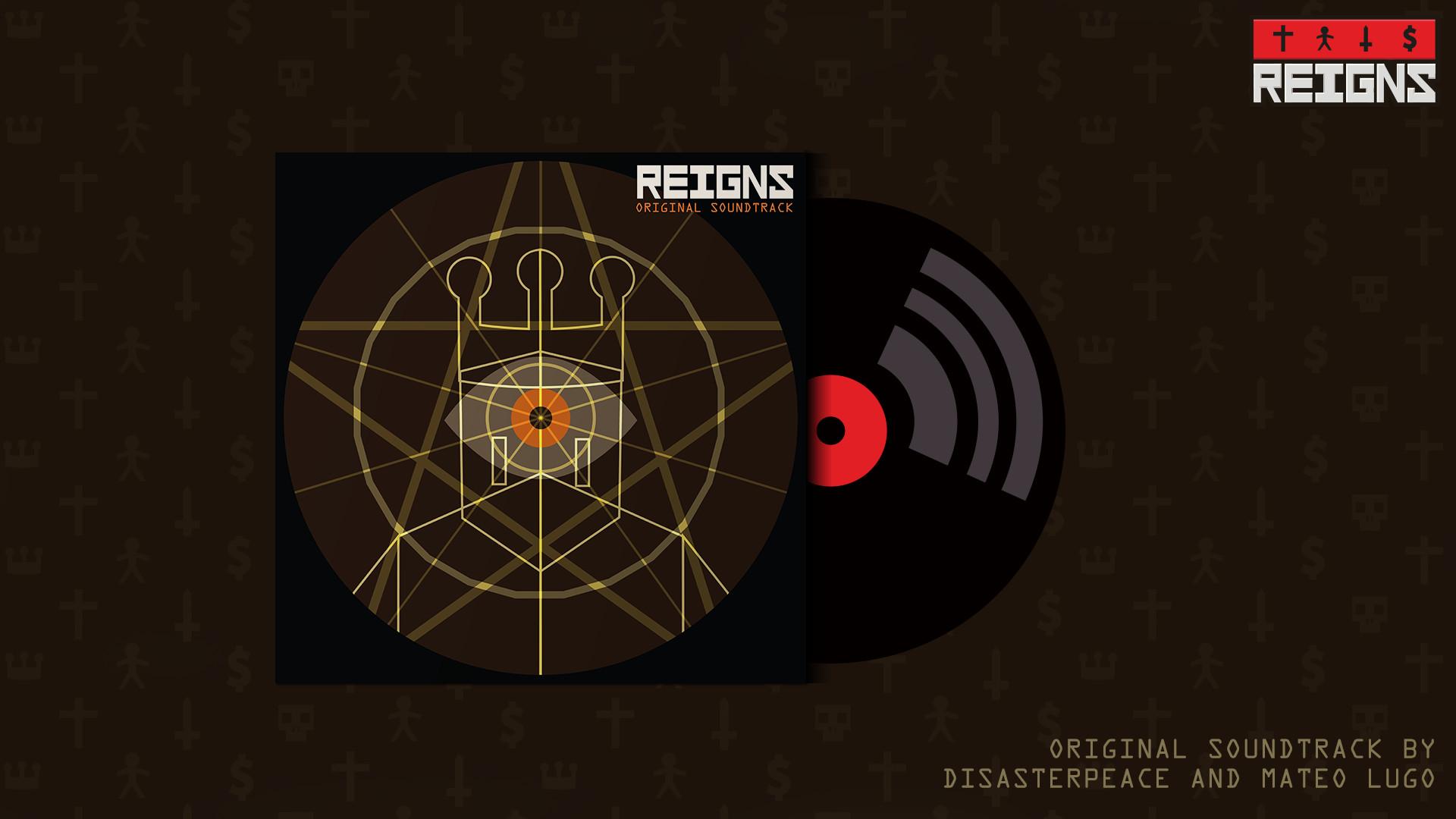 Reigns - Soundtrack screenshot