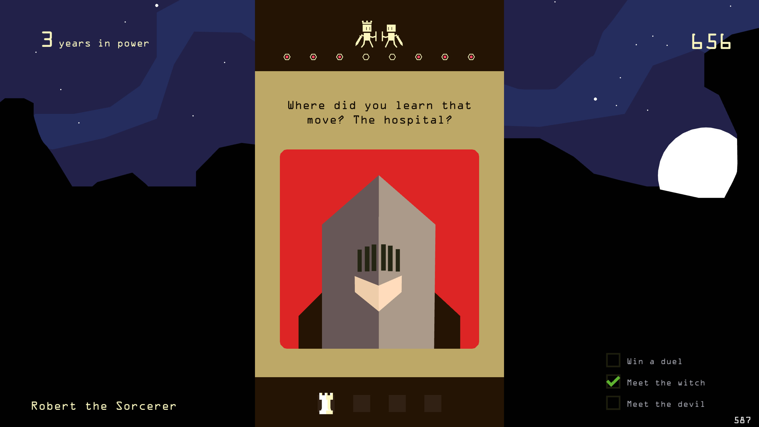 Reigns - Songs of Reigns: Interactive OST screenshot