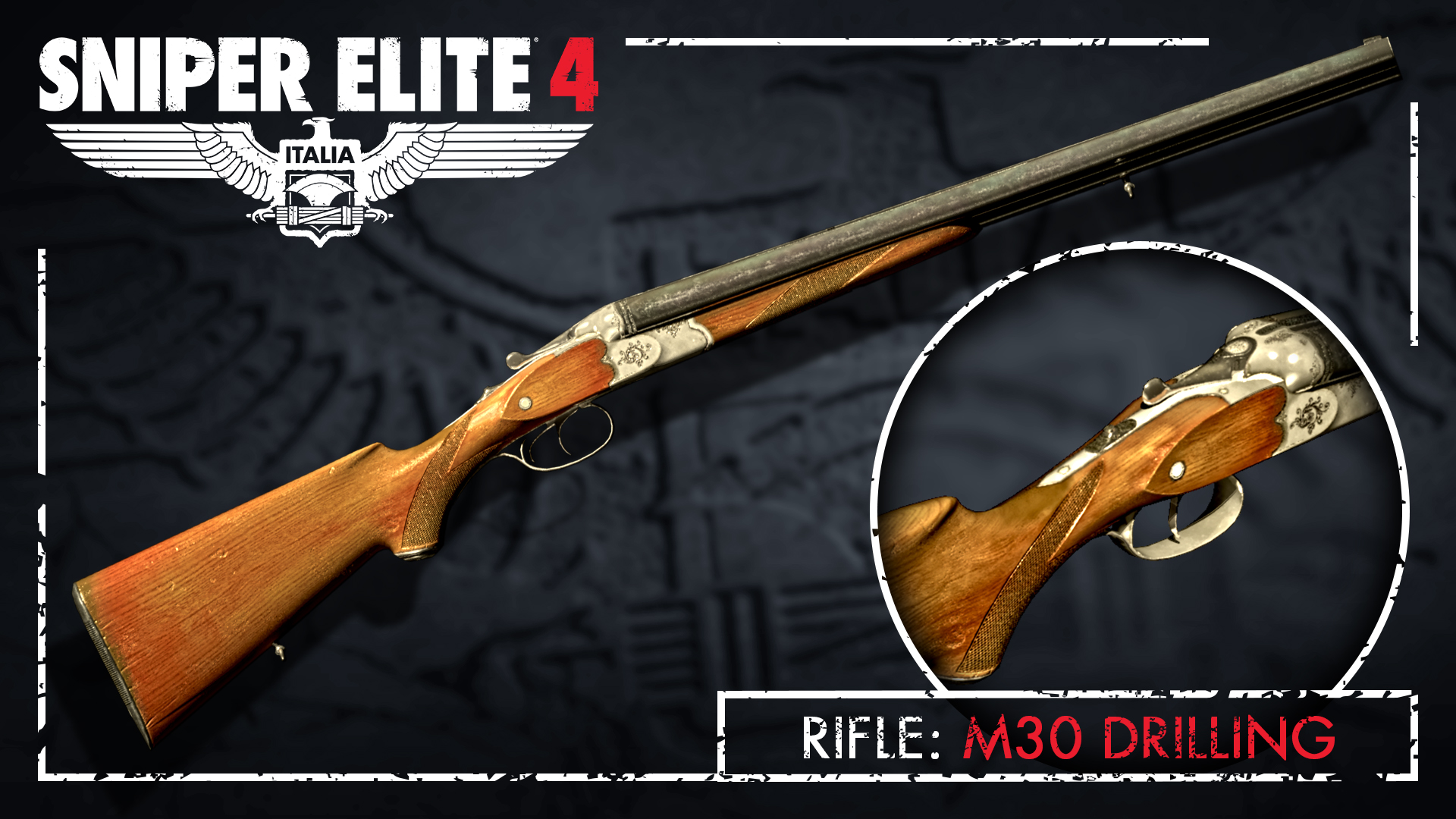 Sniper Elite 4 - Lock and Load Weapons Pack screenshot
