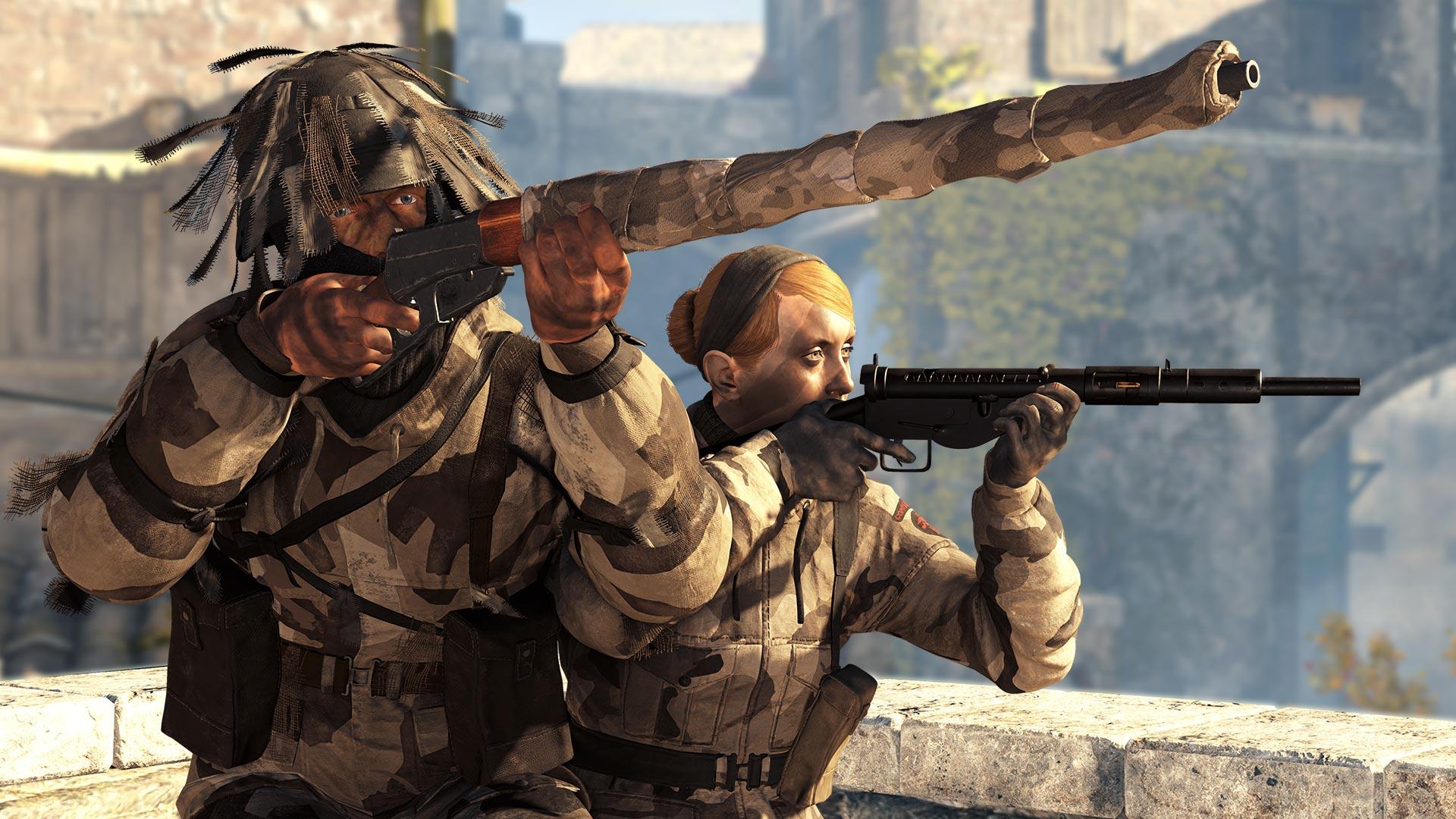 Sniper Elite 4 - Urban Assault Expansion Pack screenshot