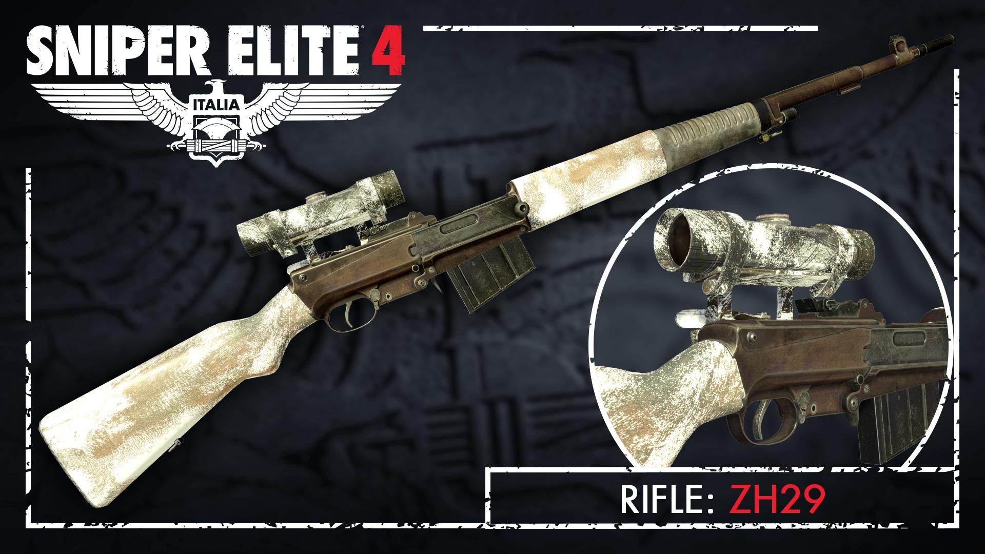 Sniper Elite 4 - Cold Warfare Winter Expansion Pack screenshot
