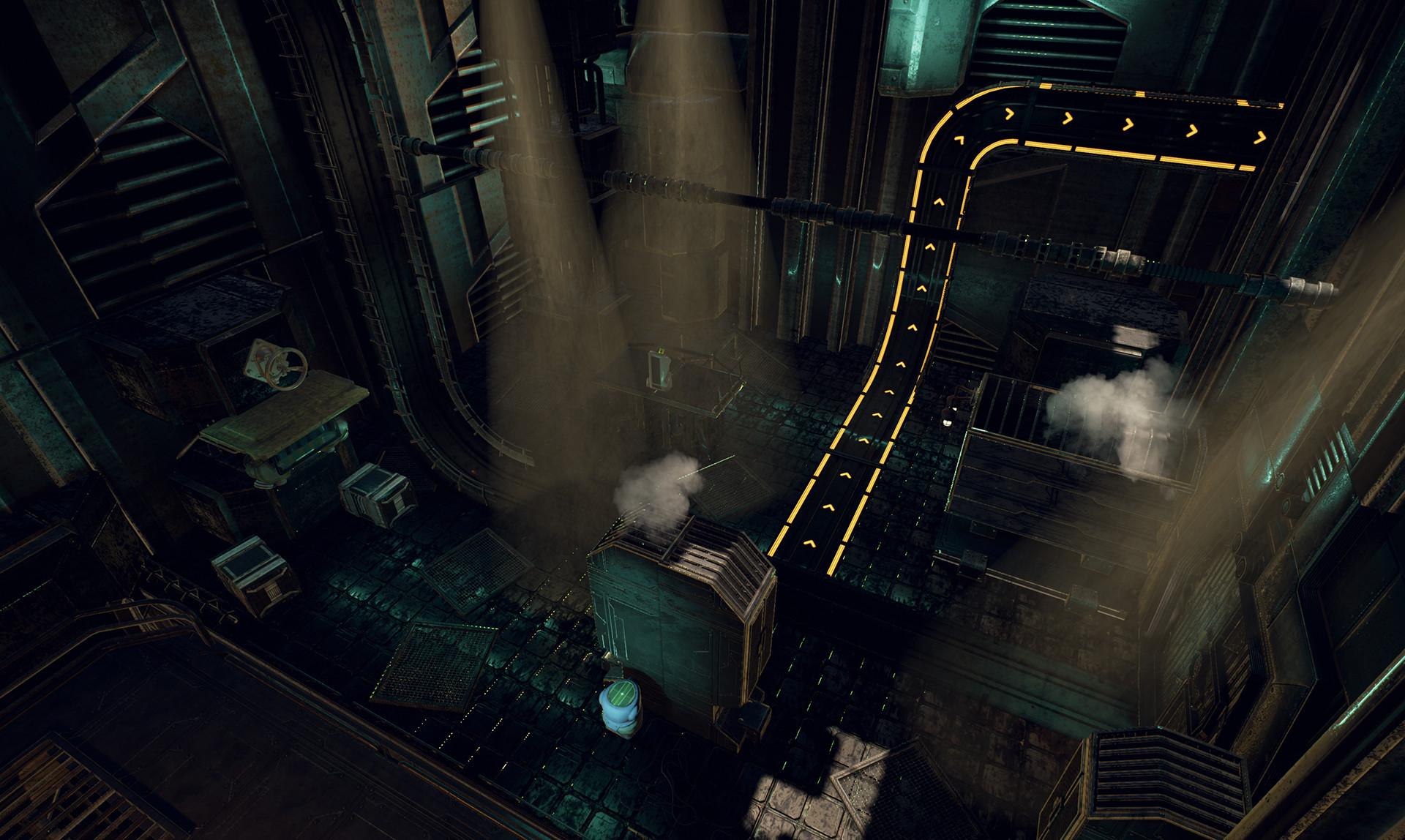 ALICE VR screenshot