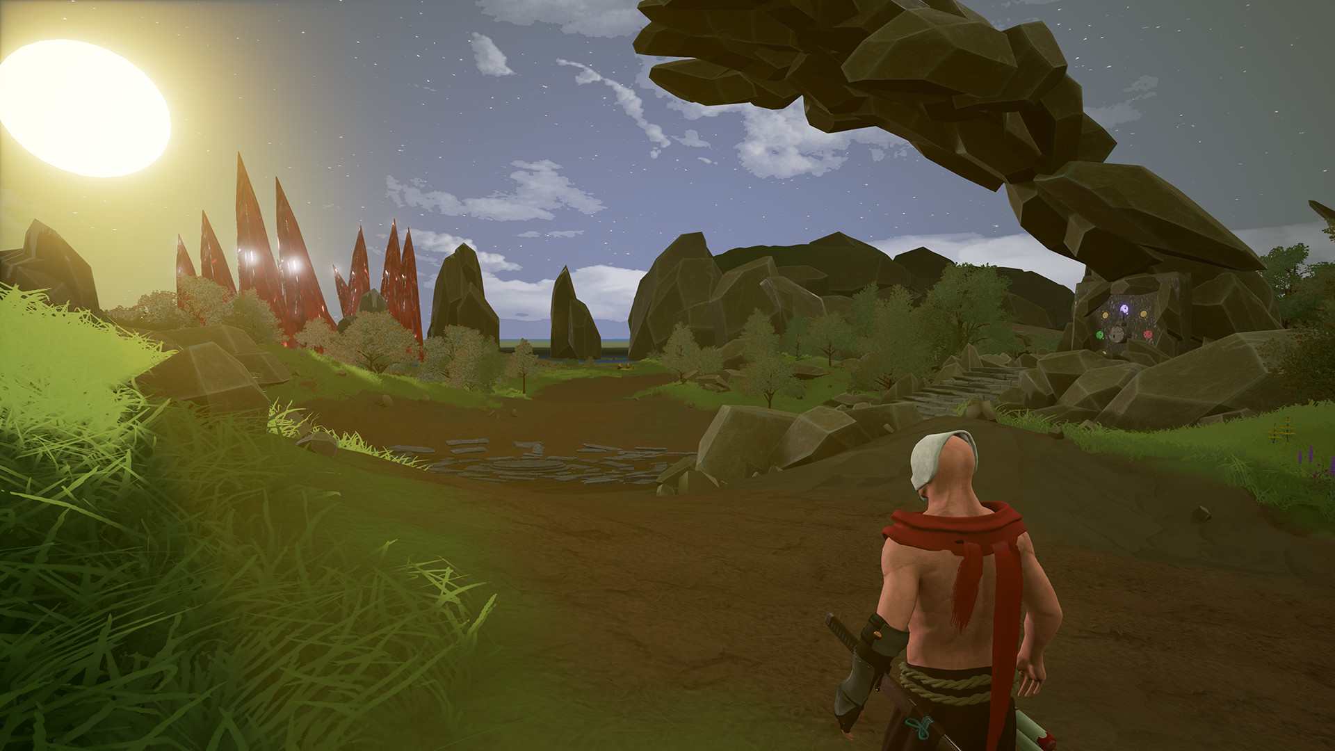 Blade & Bones screenshot