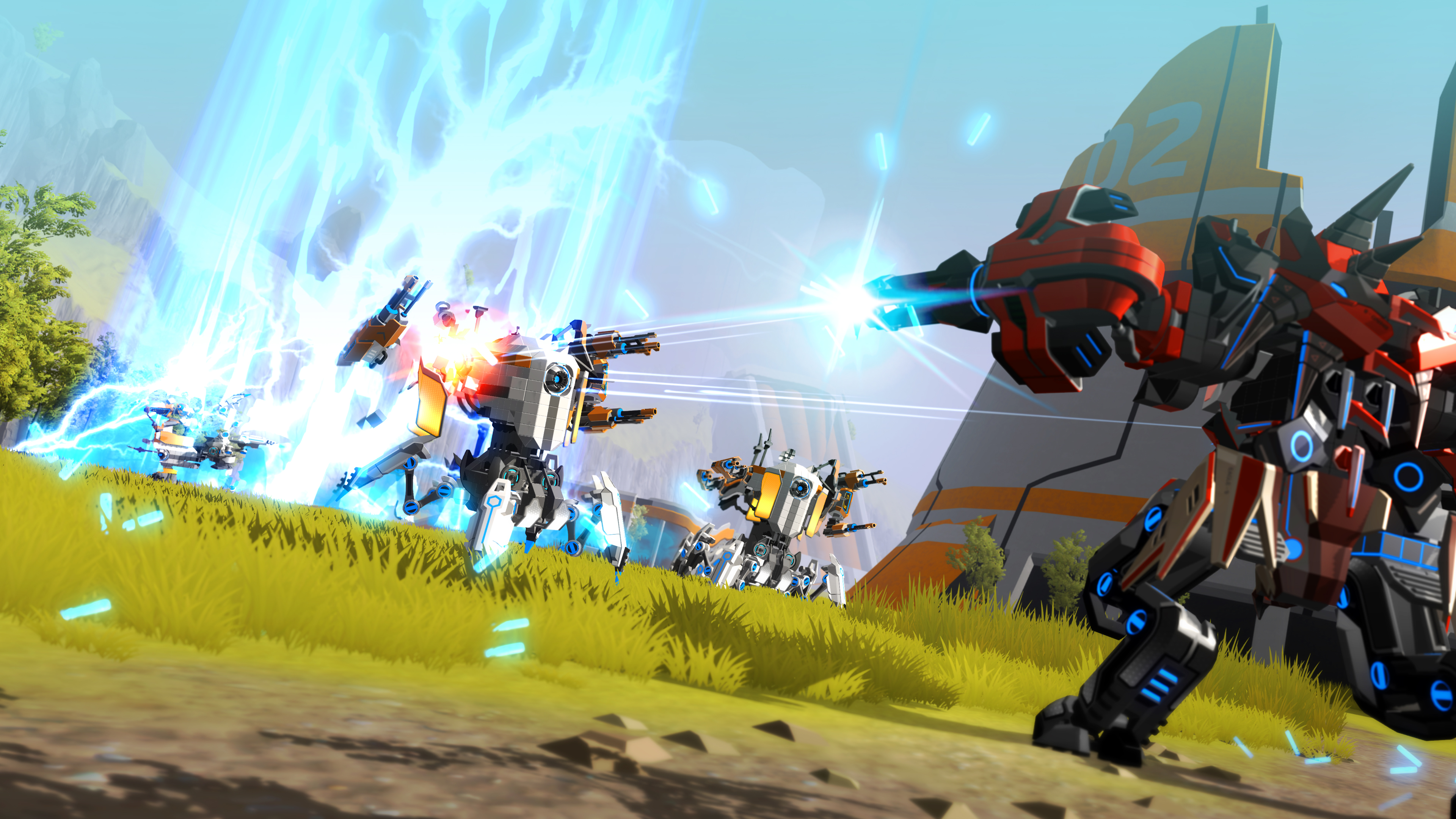 Robocraft - Speed Bundle screenshot
