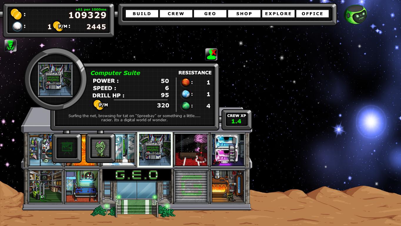 Geo screenshot