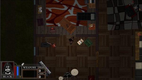 Deadly Metal screenshot