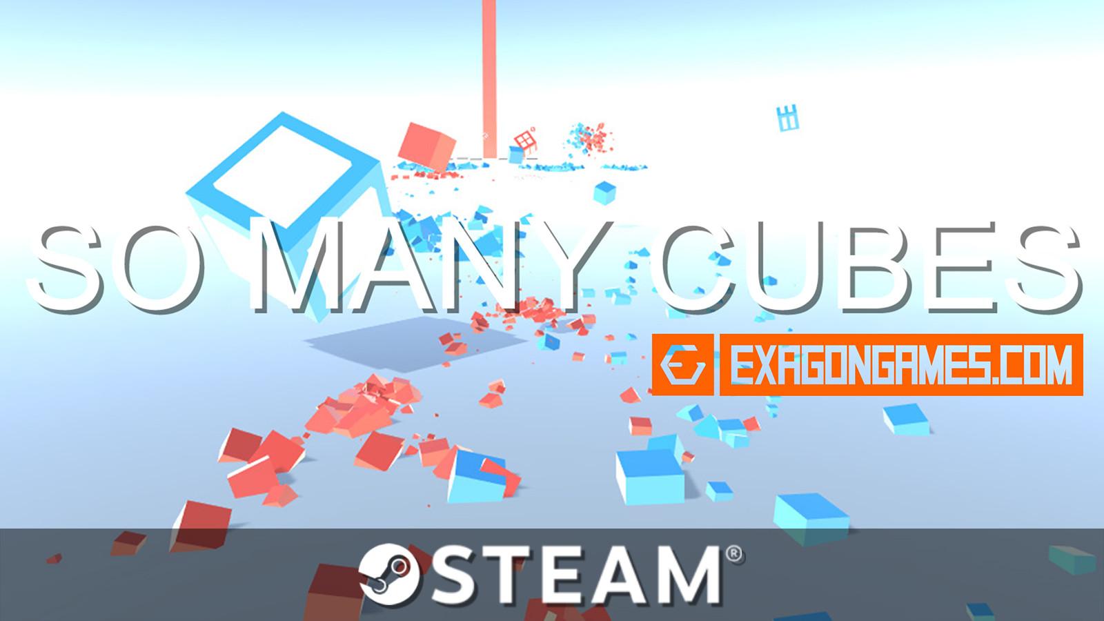 So Many Cubes screenshot