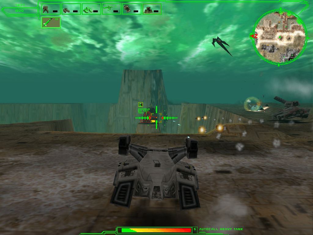 Uprising 2: Lead and Destroy screenshot