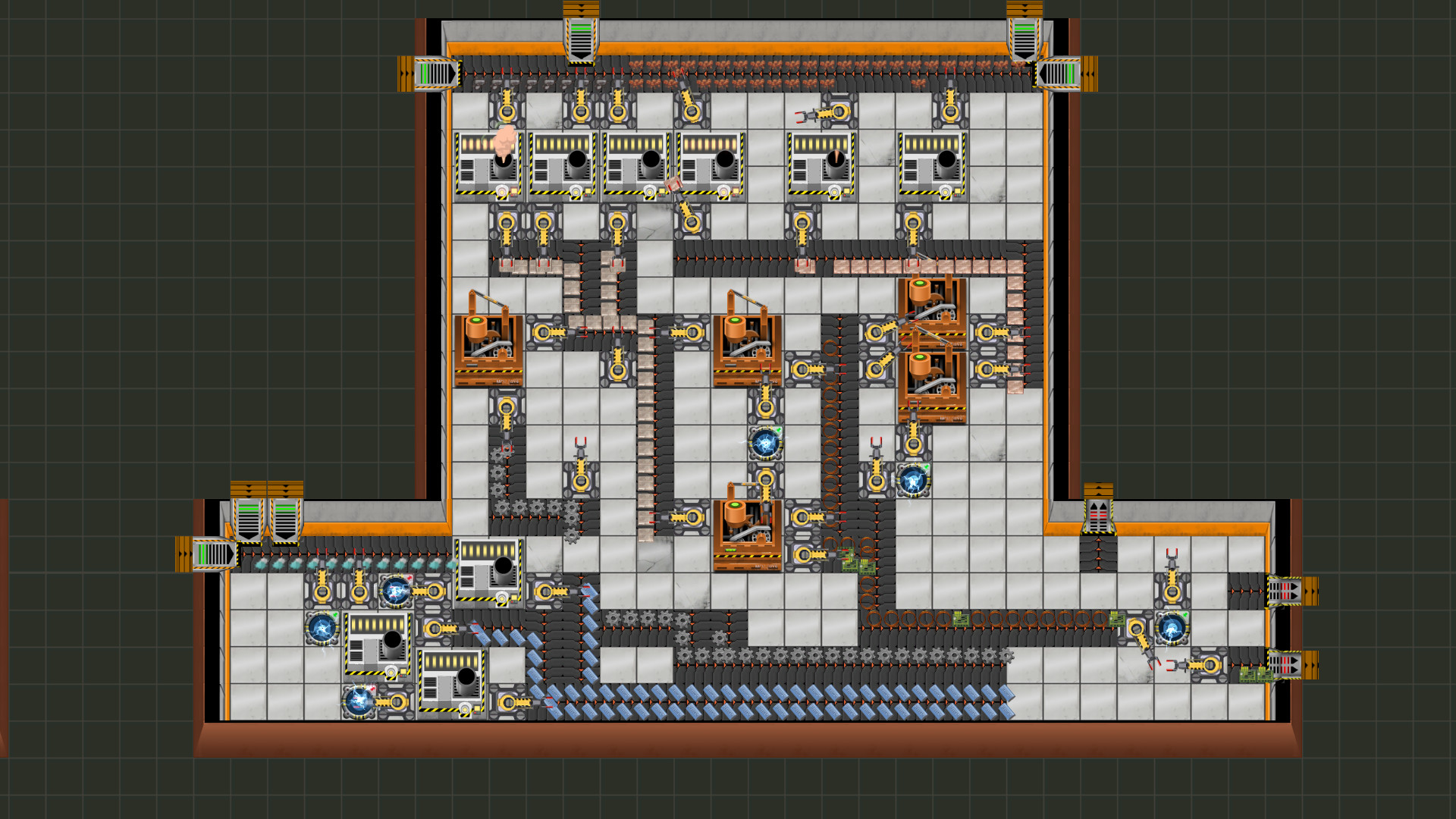 Factory Engineer screenshot