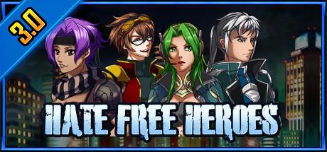 Hate Free Heroes RPG 3.0