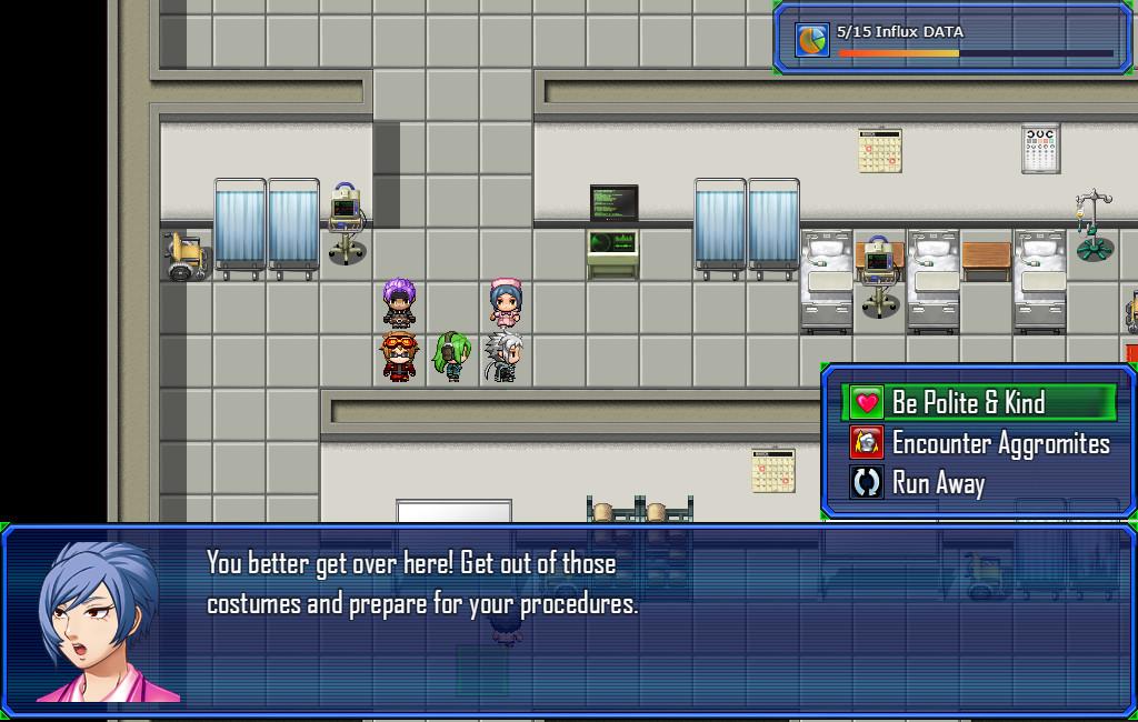Hate Free Heroes RPG 3.0 screenshot