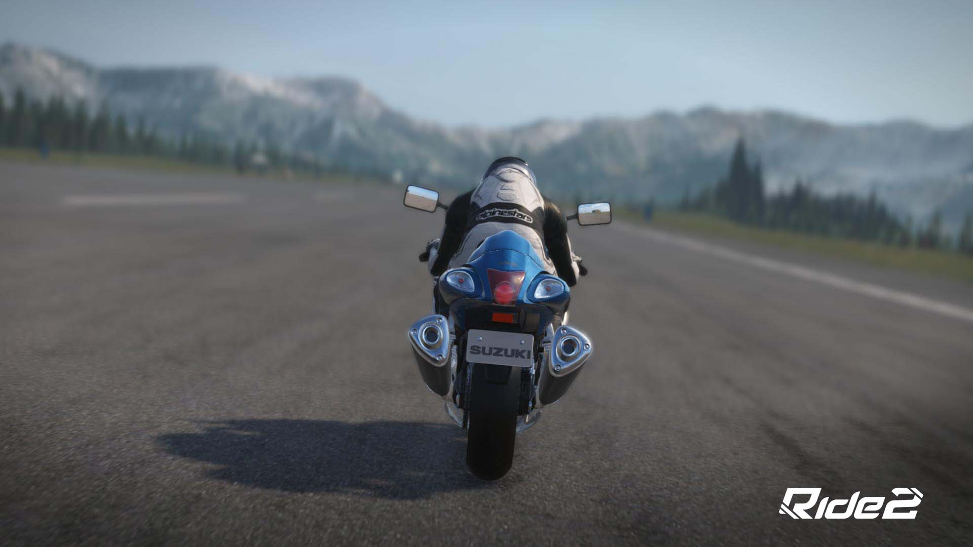 Ride 2 Aprilia and Suzuki Bonus Pack screenshot