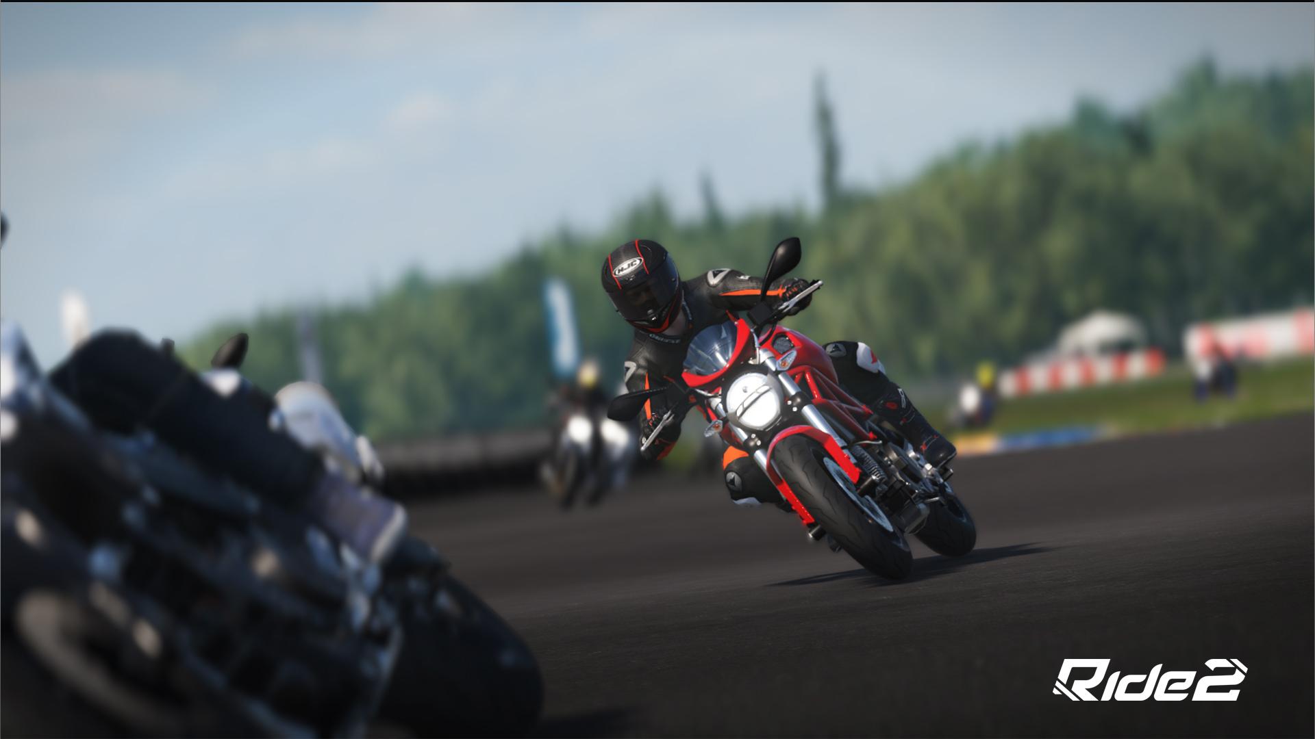 Ride 2 Ducati Bikes Pack screenshot