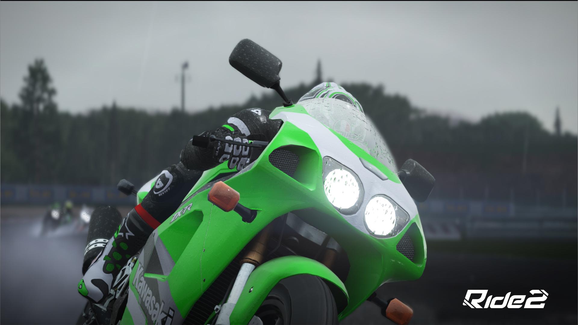 Ride 2 Rising Sun Bikes Pack screenshot