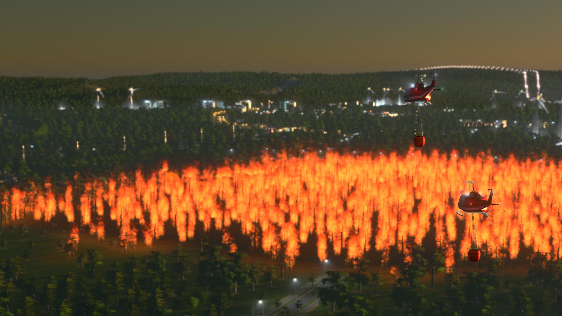 Cities: Skylines - Natural Disasters screenshot