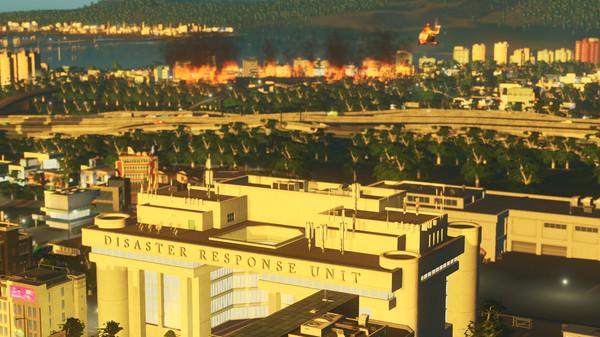 Cities Skylines Natural Disasters-SKIDROW