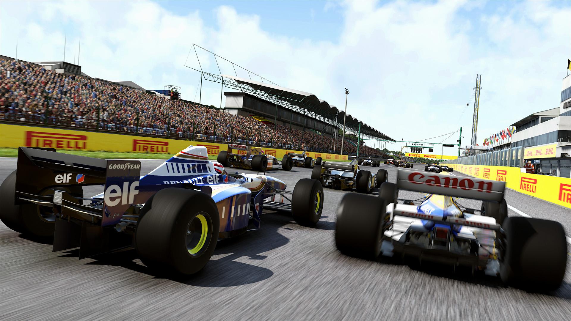 Save 50% on F1™ 2017 on Steam
