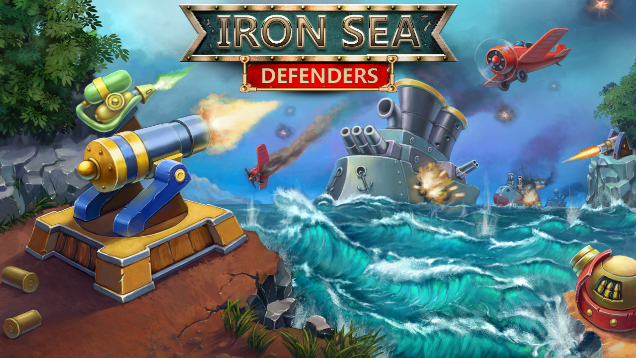 Iron Sea - Soundtrack screenshot