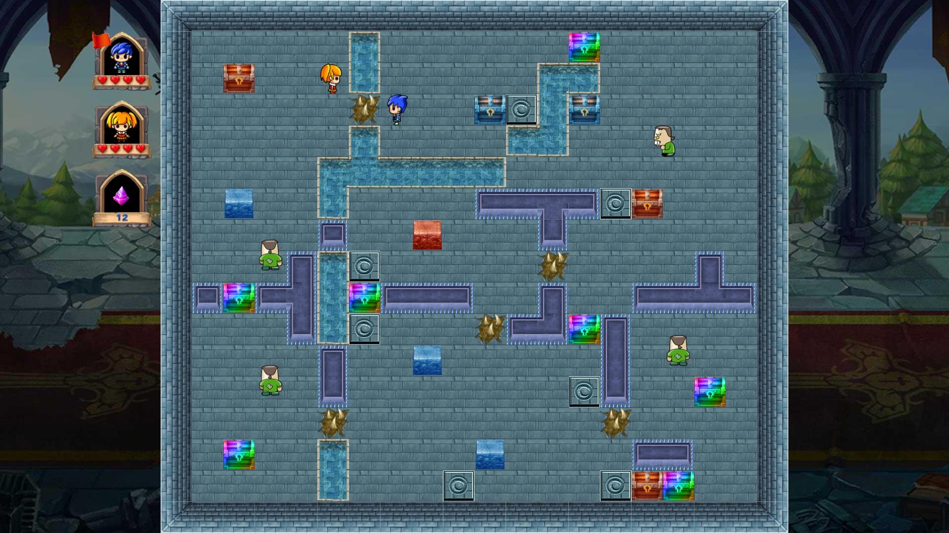 Power of Love - Chapter 2 Solution screenshot