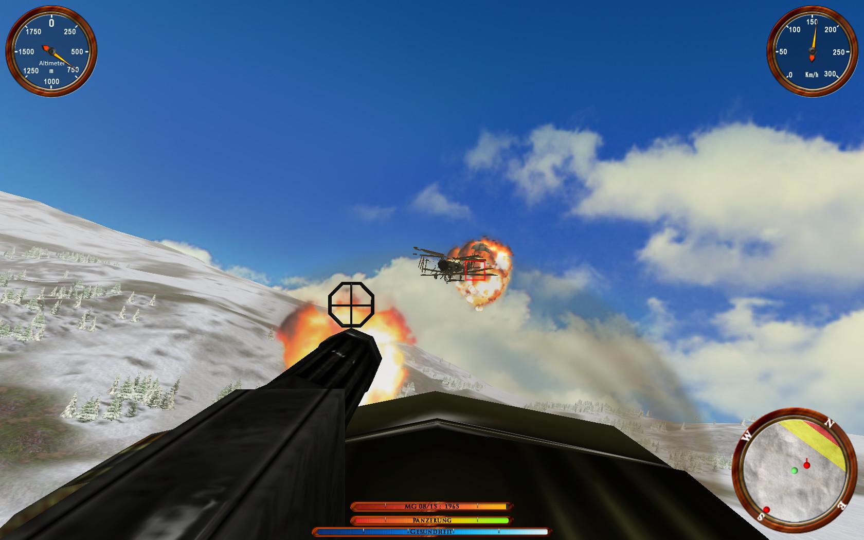 Flying Baron 1916 screenshot