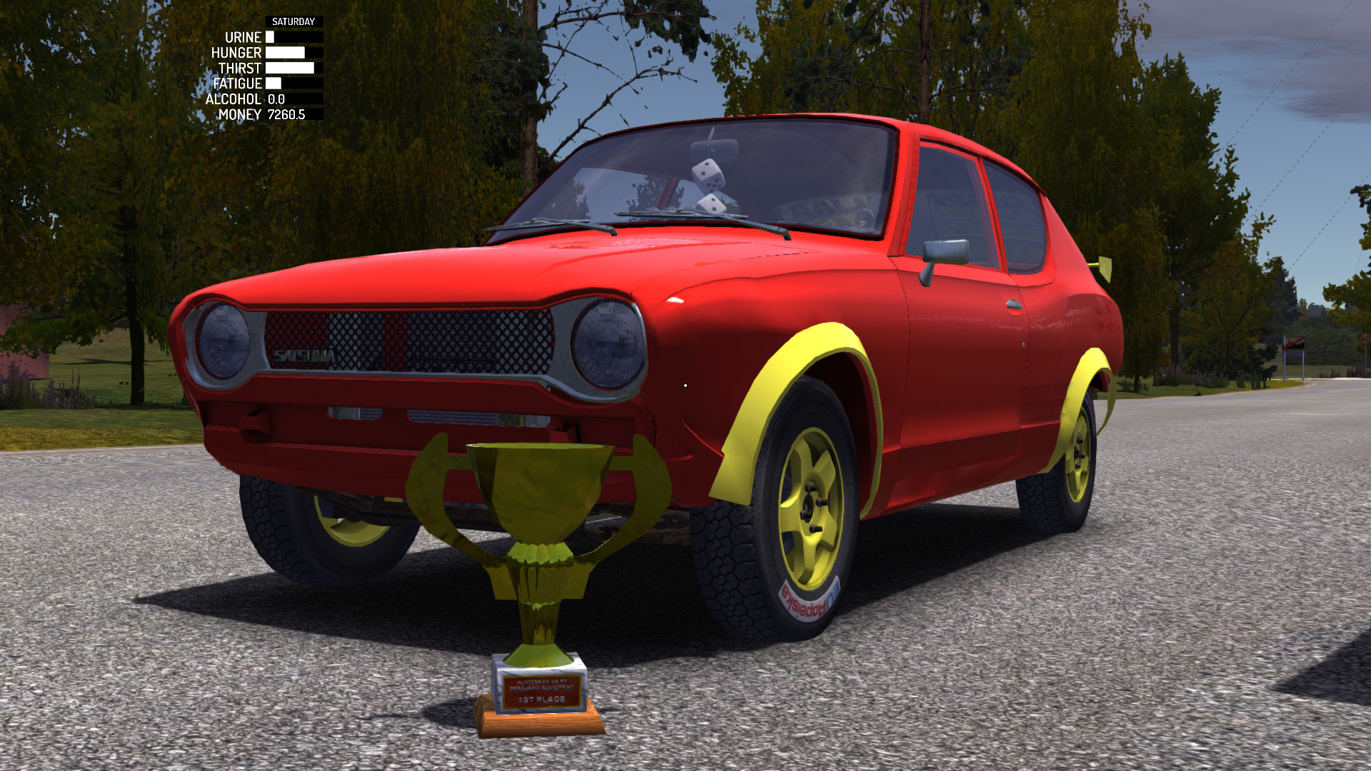 My Summer Car Achievements