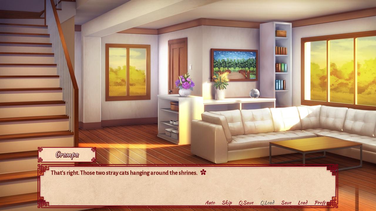 Sakura Shrine Girls screenshot