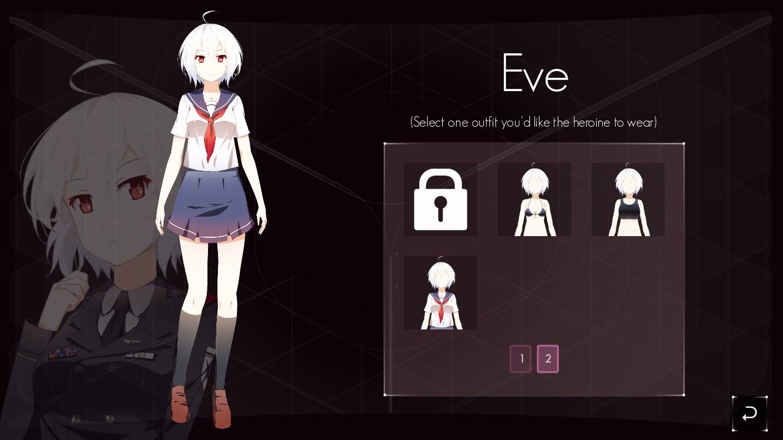 Just Deserts - School Uniform Set screenshot