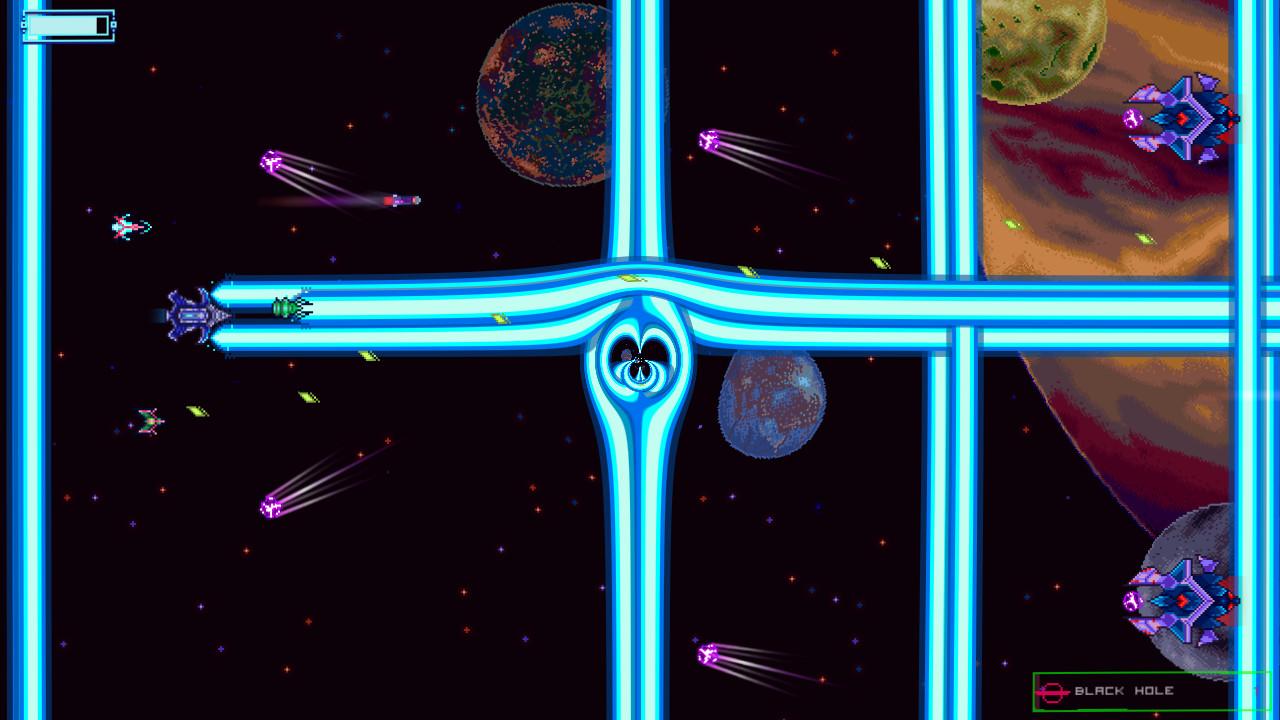 Stellar Interface screenshot