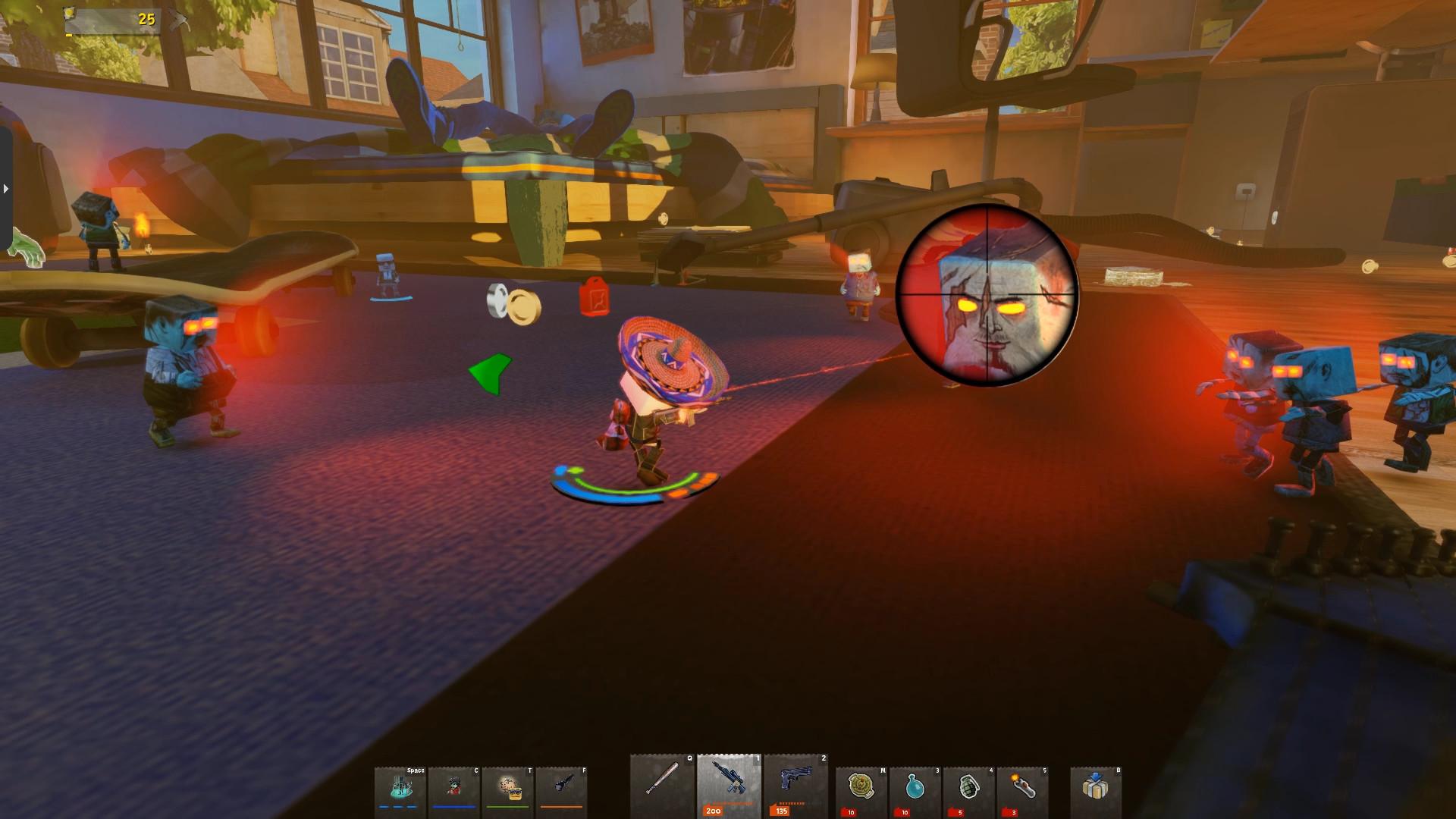 Squareface Screenshot 3