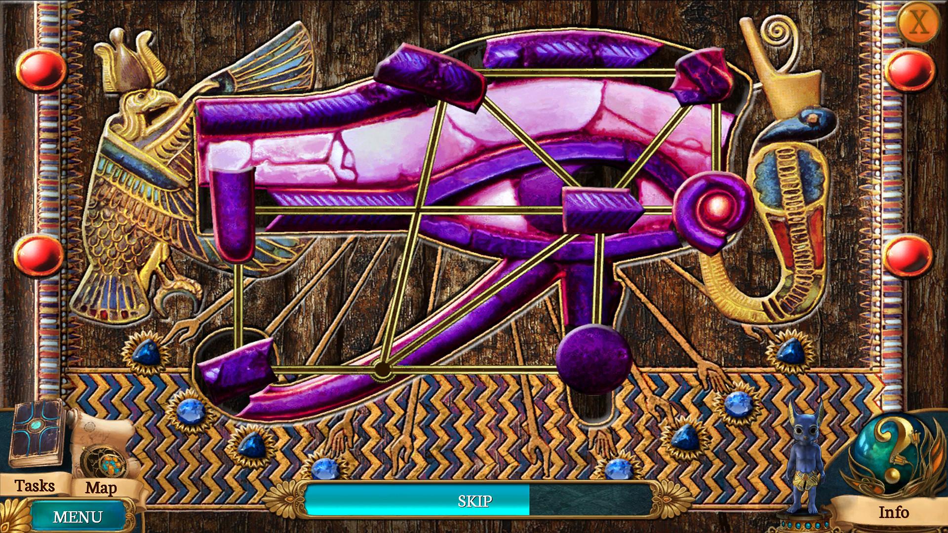 The Secret Order 4: Beyond Time screenshot
