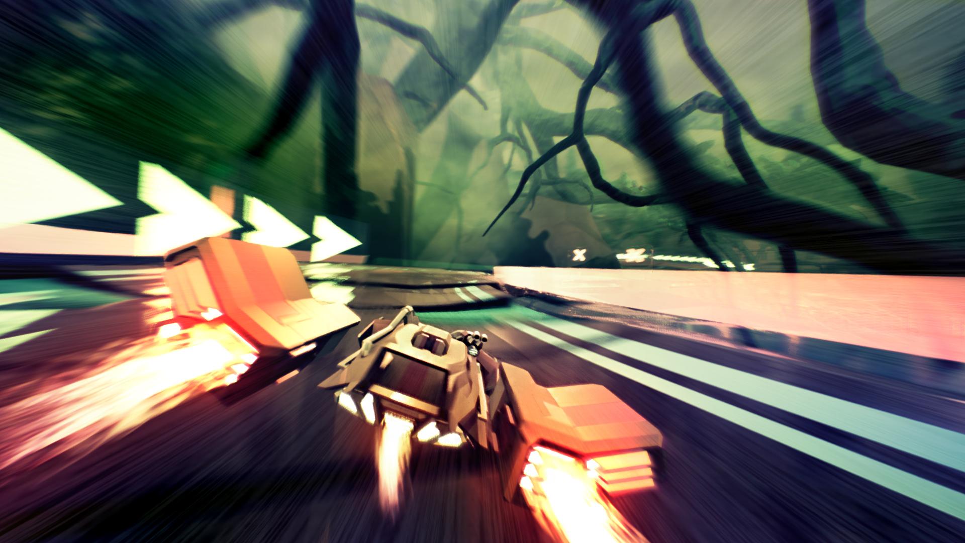 Redout: Enhanced Edition screenshot