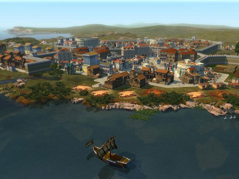 Caesar IV screenshot