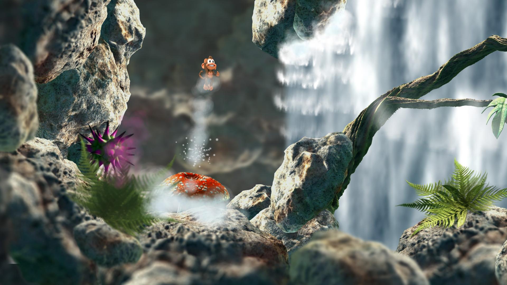 Chimpact 1 - Chuck's Adventure screenshot