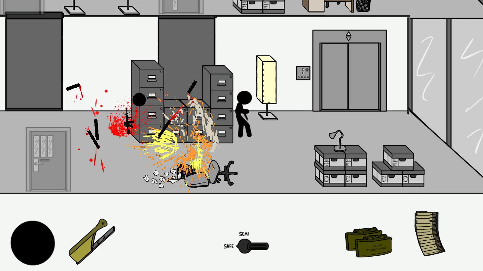 Ballistick screenshot