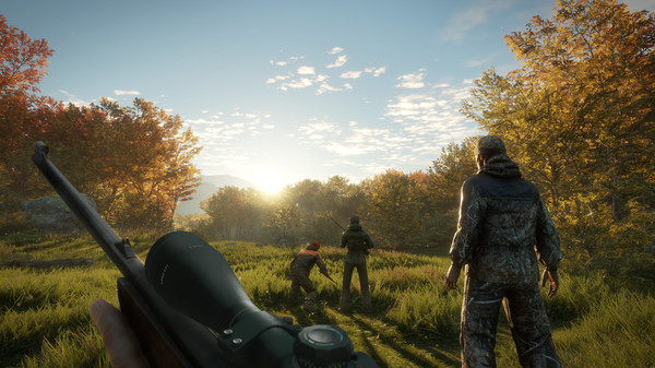 theHunter: Call of the Wild telecharger gratuit