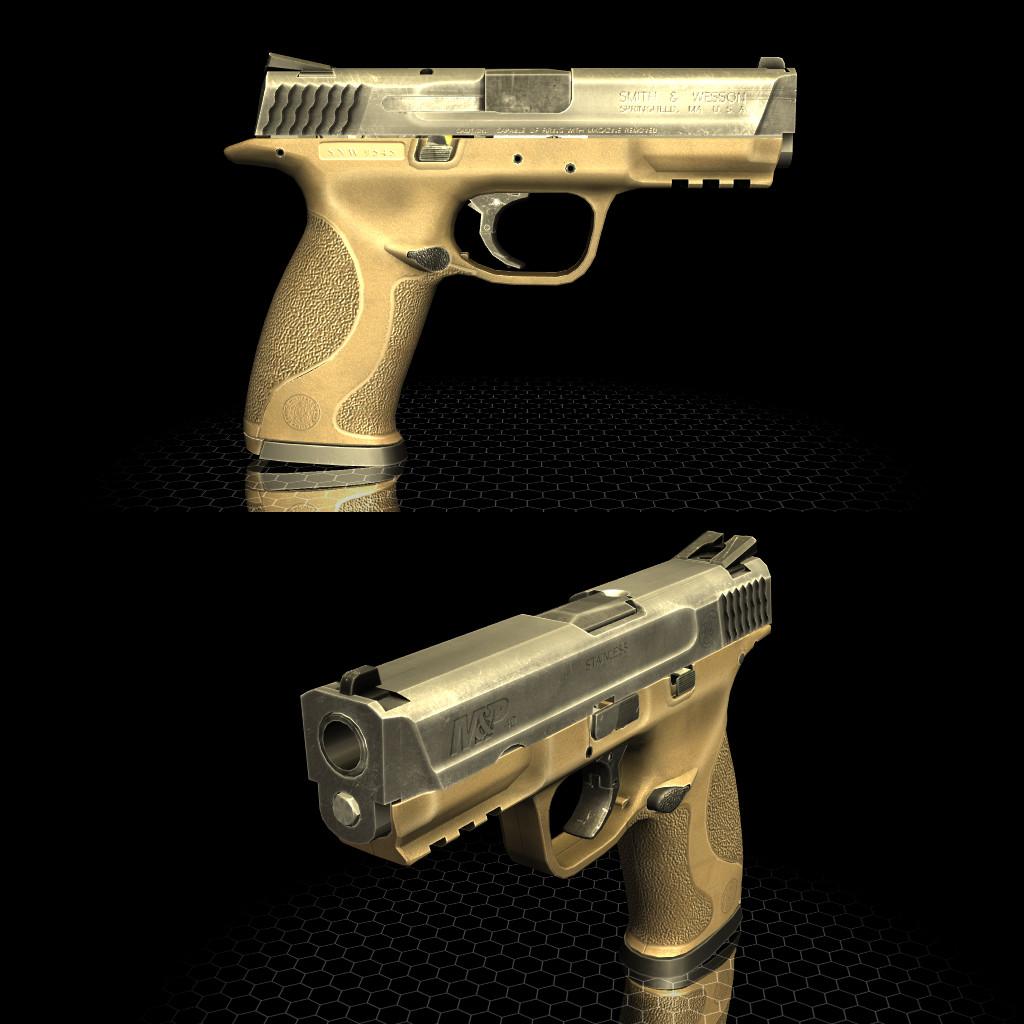 World of Guns: U.S.A. Guns Pack #1 screenshot