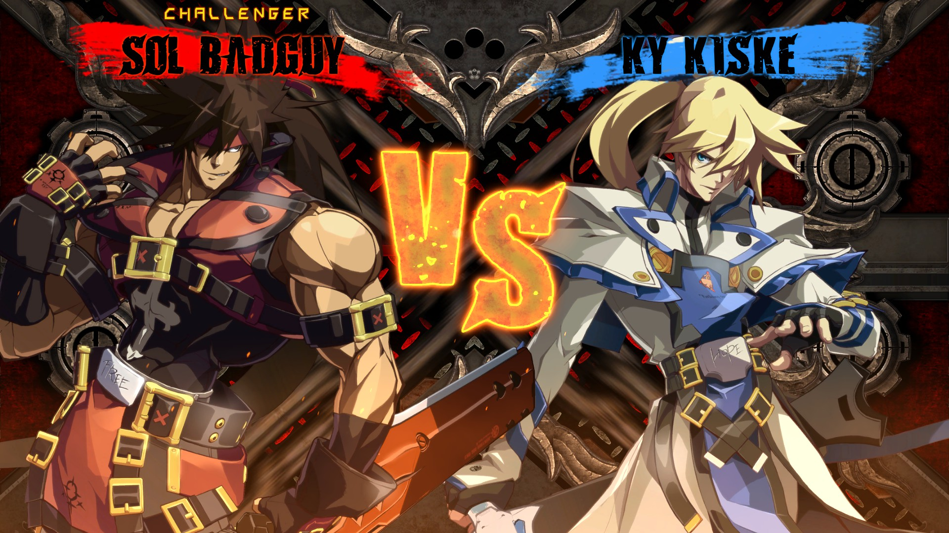 Guilty Gear Xrd -REVELATOR- [2016|ENG|JAP]