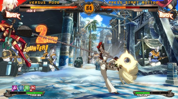 Guilty Gear Xrd Revelator v1.0 Plus 10 Trainer-FLiNG