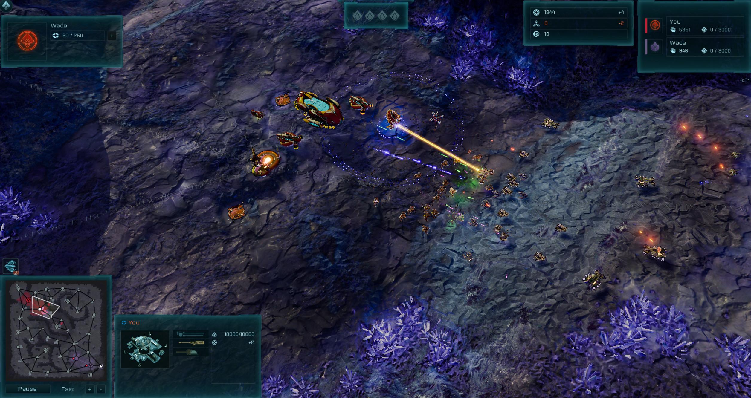 Ashes of the Singularity: Escalation - Soundtrack DLC screenshot