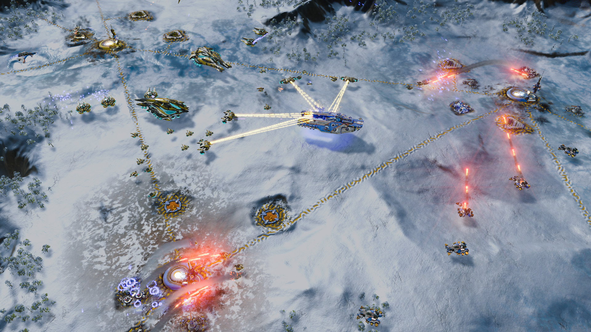 Ashes of the Singularity: Escalation - Oblivion DLC screenshot